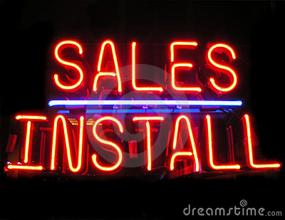 Sales Install