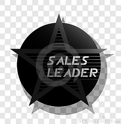 Sales leader icon