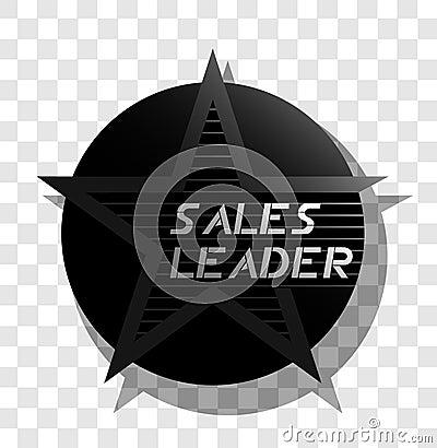 Sales leader icon