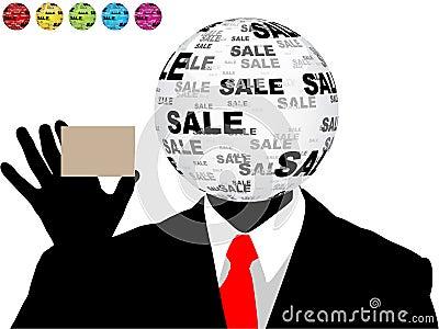 Sales man
