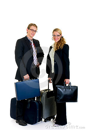 Sales representatives, travelers