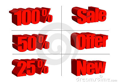 Sales text