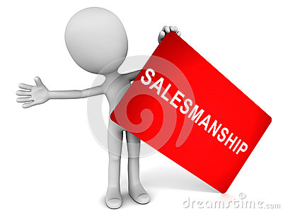 Salesmanship