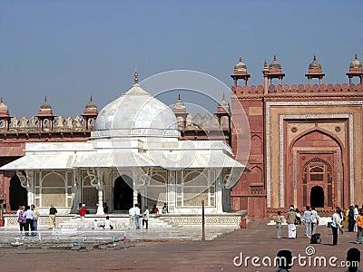 Salim chisti s tomb