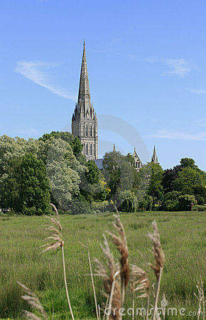 собор salisbury
