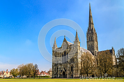 Salisbury katedra