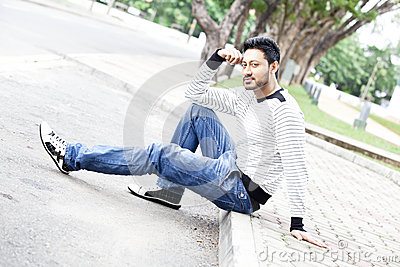 Saliya sathyajith Editorial Stock Photo
