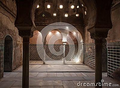 salle de bains arabe photo stock image 46545154
