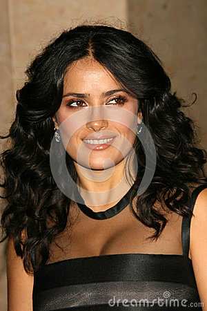 Salma Hayek Editorial Photo