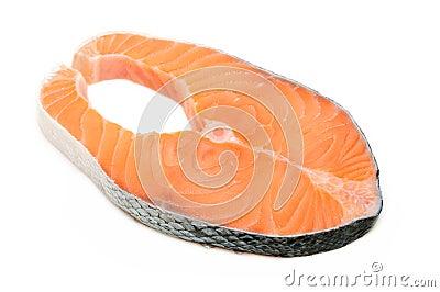 Salmon стейк