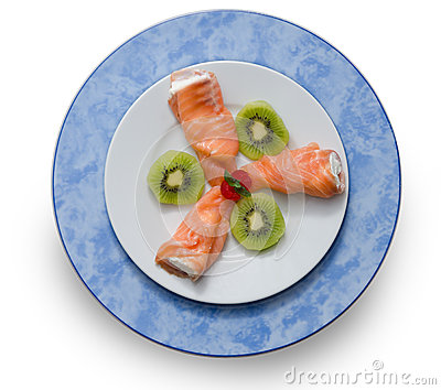 Salmon. White
