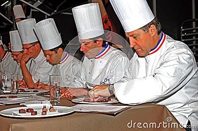 Salon du chocolat 2008 editorial photo image 6925466 for Salon du master