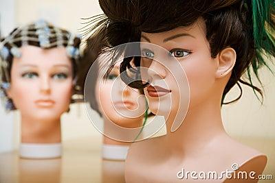 Salon hairstyles