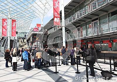 Salone del Mobile 2012 Editorial Stock Image
