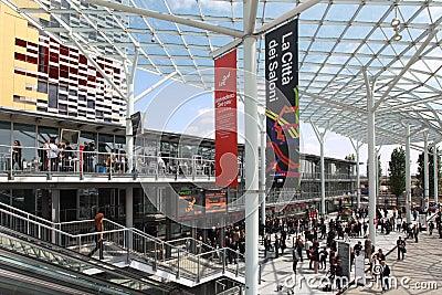Salone del Mobile 2012 Editorial Photo
