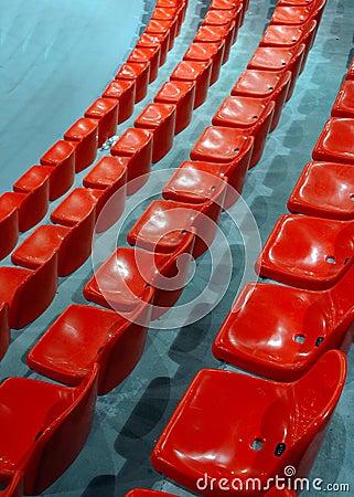 Salowi Sportowi centrów siedzenia