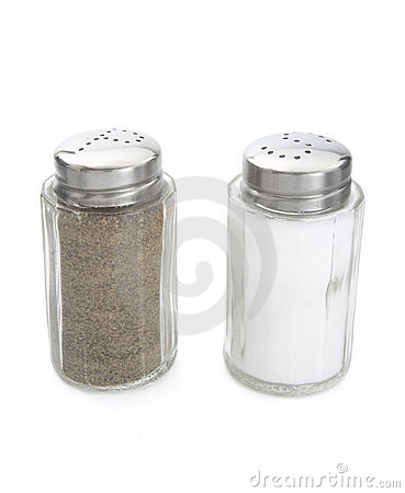 Free Salt And Pepper 1 Stock Images - 7507124