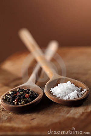 Free Salt And Pepper Royalty Free Stock Photo - 13702895