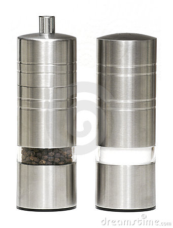 Free Salt And Pepper Shakers Royalty Free Stock Images - 1116699