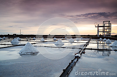 Salt evaporation pond stock photo image 40065315 for Design of evaporation pond