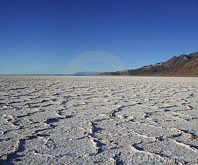 Salt Flats of Death Valley
