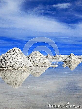Salt Flats, Uyuni, Boliva