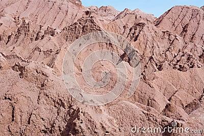 Salt formations