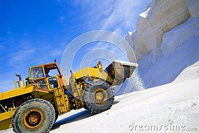 Salt Mining Equipment