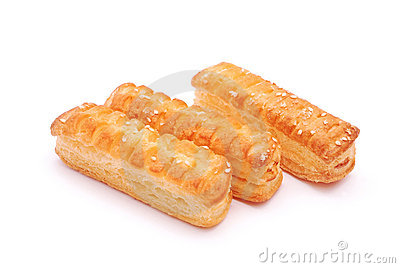 Salted pastry