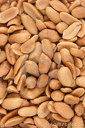 Free Salted Peanuts Stock Photography - 6392822