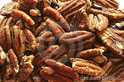 Salted Pecans