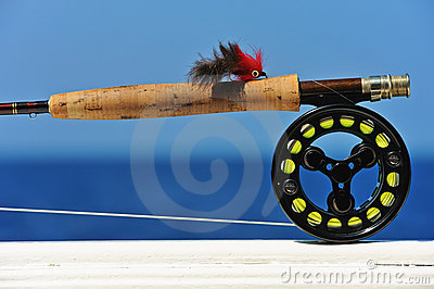 saltwater fly fishing tackle stock photos, images, & pictures - 42, Fishing Reels