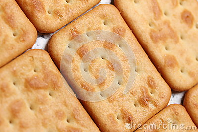 Salty crackers