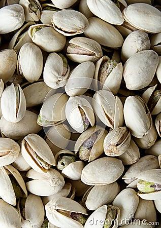 Salty pistachio