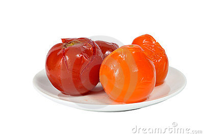 Salty tomatoes