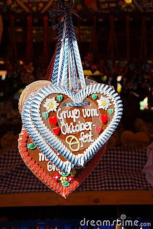 Saluti di Oktoberfest Fotografia Stock Editoriale