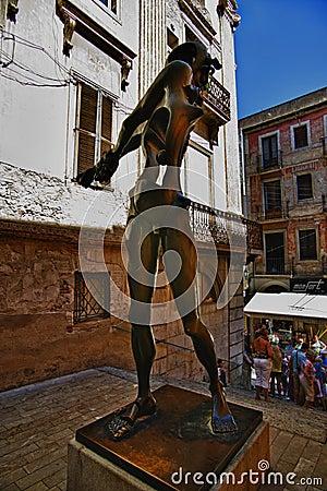 Salvador Dali Editorial Photography