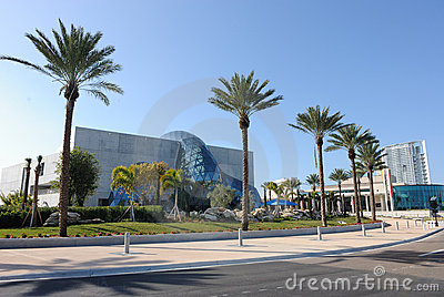 Salvador Dali Museum Editorial Stock Photo