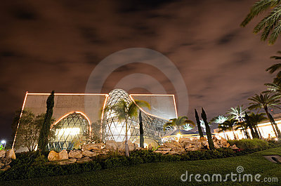 Salvador Dali Museum Editorial Photo