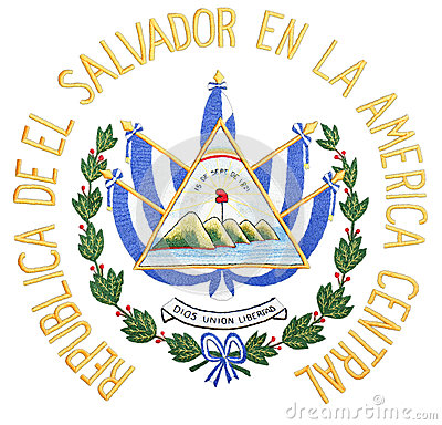Salvador-Wappen
