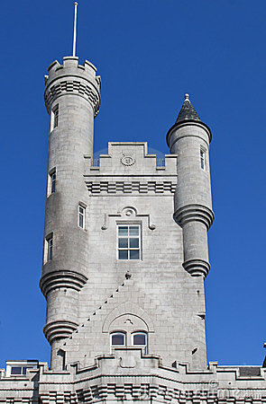 Salvation Army Citadel, Aberdeen