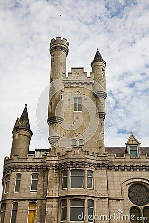Salvation Army Citadel in Aberdeen, Scotland