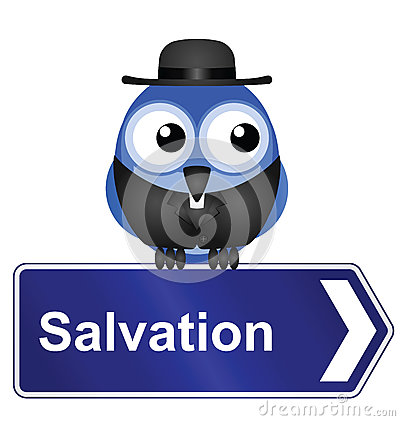 Salvation sign