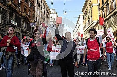 Salvatore Borsellino Editorial Stock Image