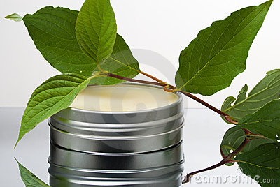 Salve Container Stock Photo - Image: 14707170