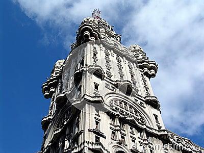 Salvo Building - Montevideo Uruguay