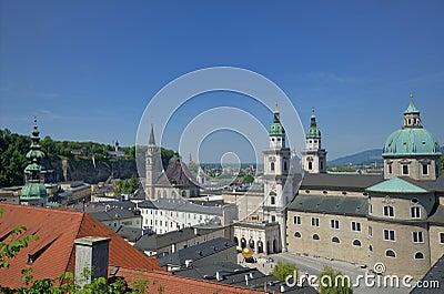 Salzburd, Austria