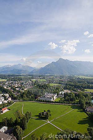 Salzburg and the Alps