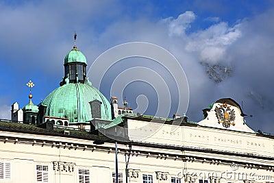 Salzburg city hall