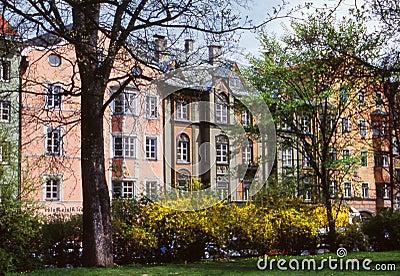 Salzburg houses